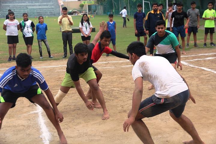 Arwachin Bharti Bhavan Senior Secondary School-Sports
