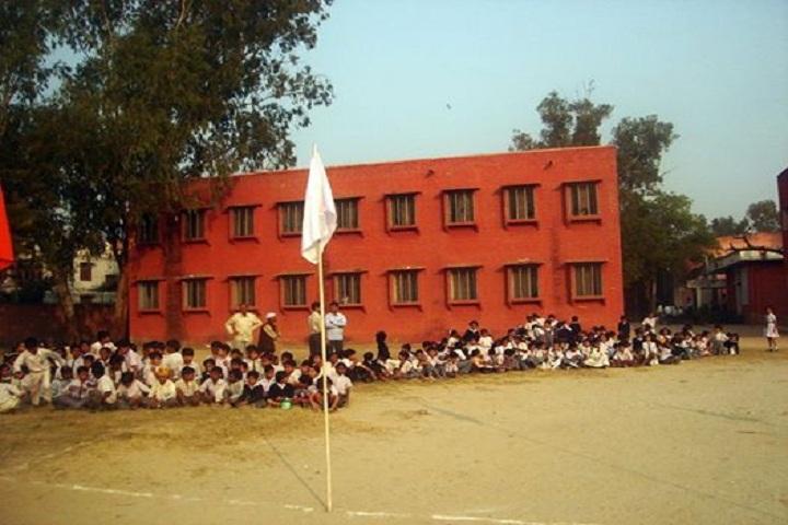 Avinash Chandra Chadha Govternment Sarvodaya Bal Vidyalaya-School Building