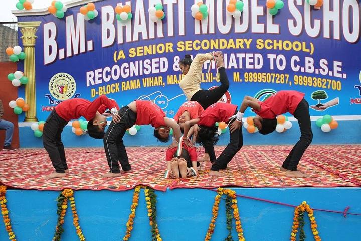 B M Bharti Model School-Annual Day