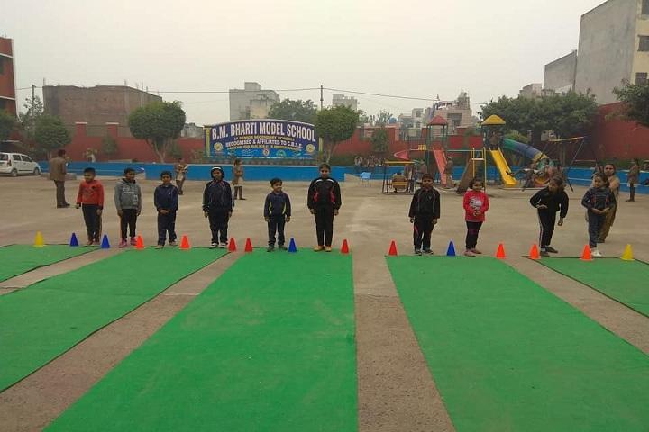 B M Bharti Model School-Sports Day