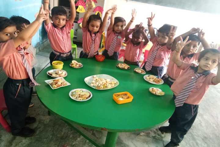 B M Bharti Model School-Food Activity