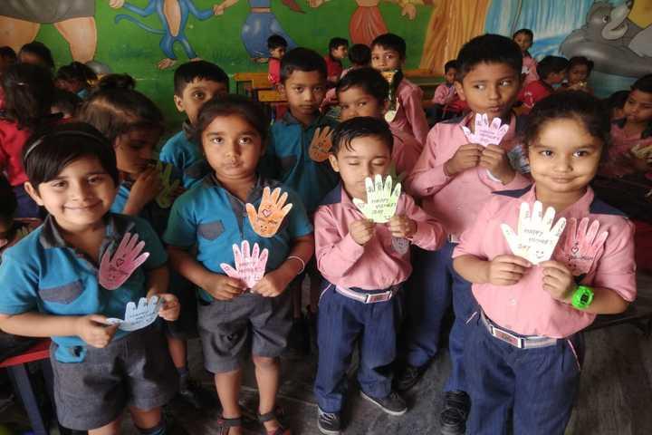 B M Bharti Model School-Mothers Day Celebrations