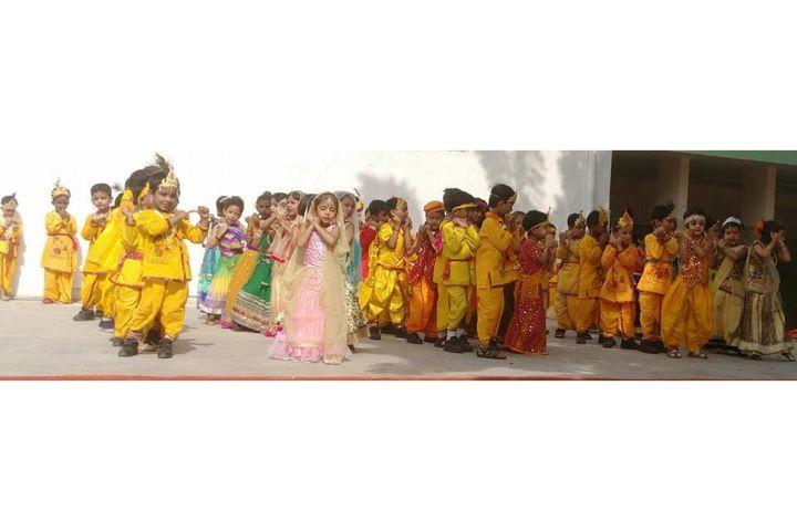B R Mehta Vidya Bhawan Senior Secondary School-Kindergarten