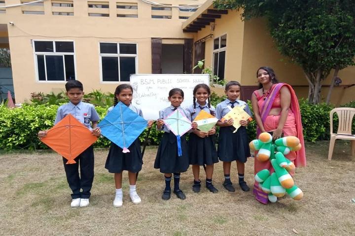 BSM Public School-Activity