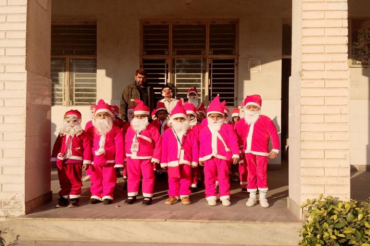 BSM Public School-Christmas