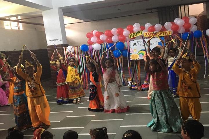 BSM Public School-Dance