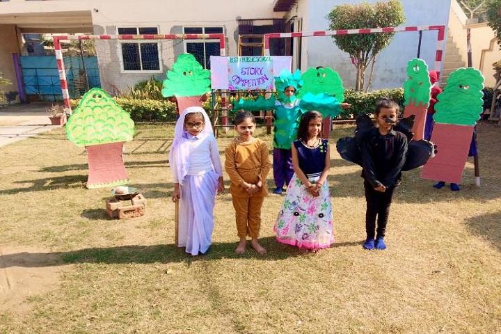 BSM Public School-Fancy Dress