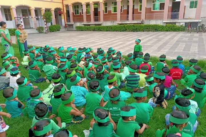 BSM Public School-Green Day