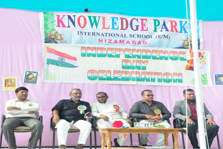Knowledge Park International School-Independance Day