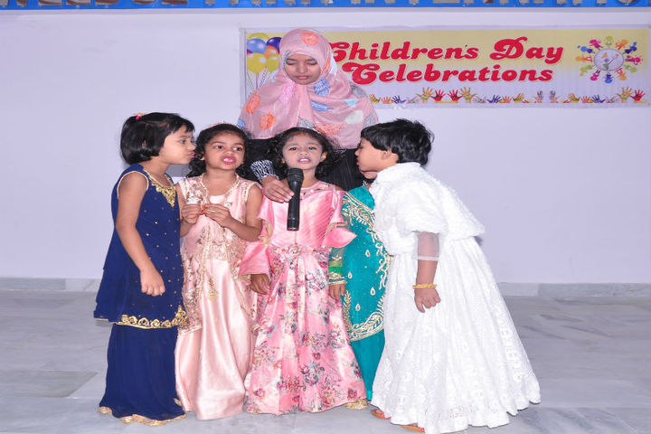 Knowledge Park International School-Singing Competition