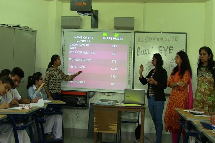 Bal Bharati Public School-Consumer Awareness Club
