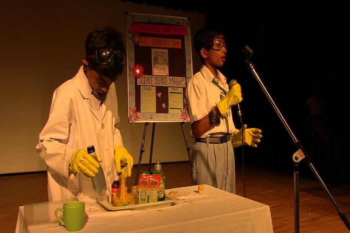 Bal Bharati Public School-Innovation Fair