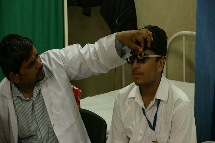 Bal Bharati Public School-Medical Checkup