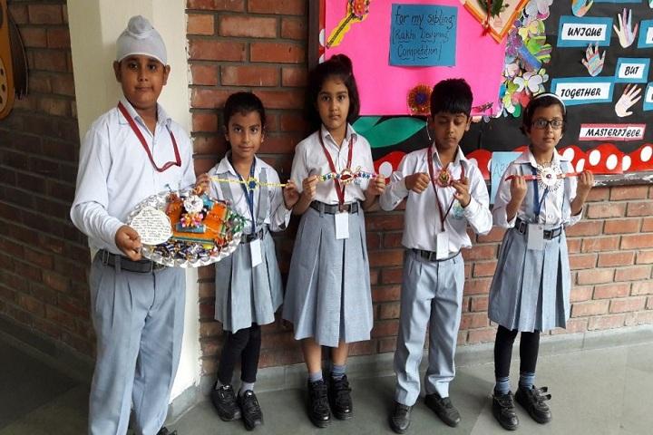 Bal Bharati Public School-Rakhi Celebrations