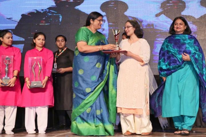 Bal Bharati Public School-Awards
