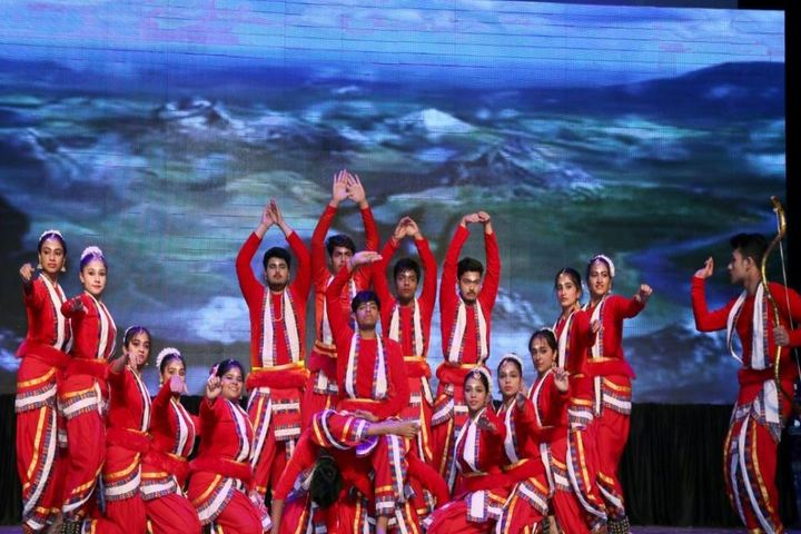 Bal Bharati Public School-Dance