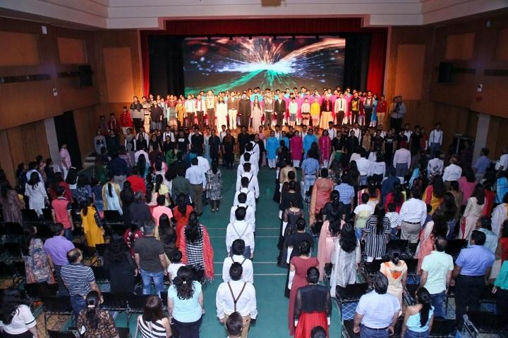 Bal Bharati Public School-Auditorium