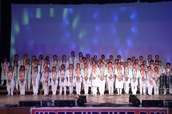Bal Bharati Public School-Independence Day