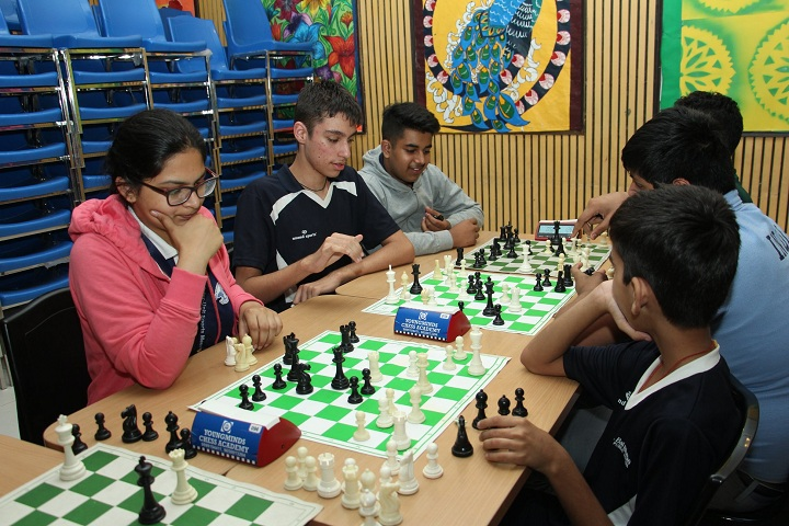Bal Bharati Public School-Hands on Mind