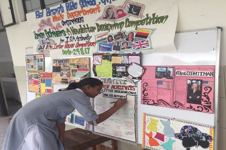 Bal Bharati Public School-Women Acheivers