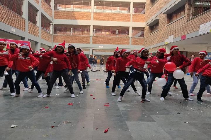 Bal Bharati Public School-Chritmas Celebrations
