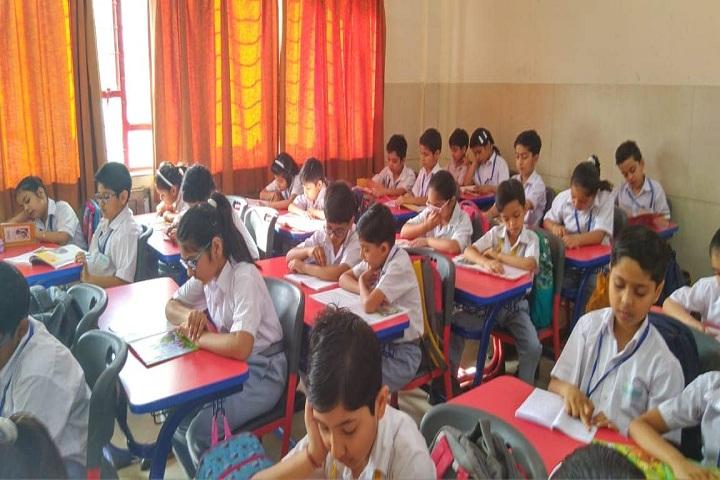 Bal Bharati Public School-Class Room