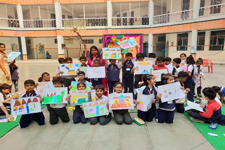 Bal Bhavan International School-Art