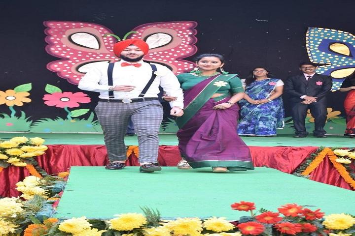 Bal Bhavan International School-Farewell