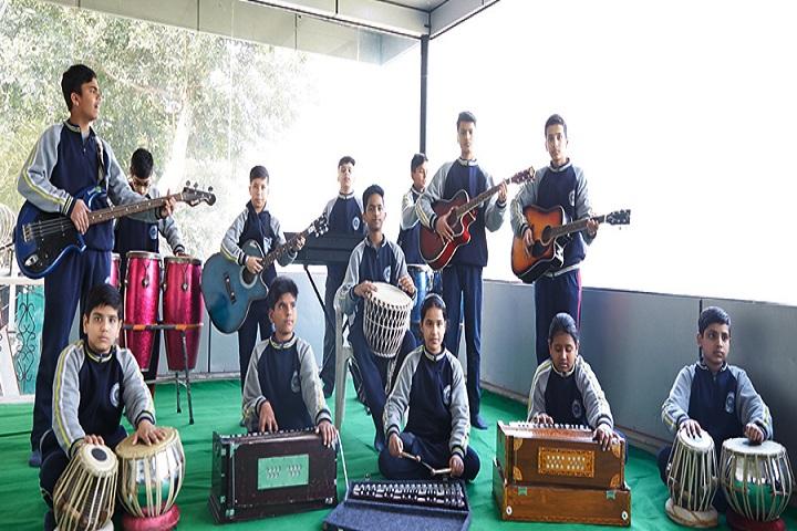 Bal Bhavan International School-Music