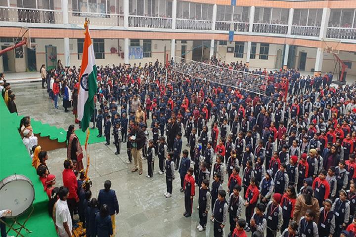 Bal Bhavan International School-Republic Day