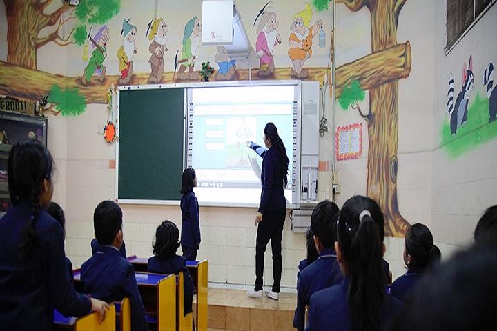 Bal Bhavan International School-Smart Classes