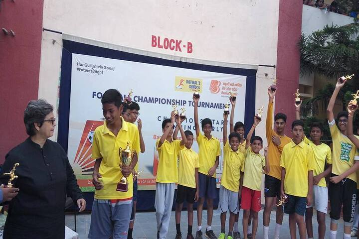 Kotwal School-Awards Distribution