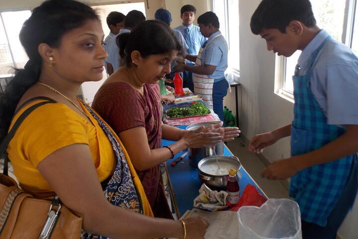 Kotwal School-Cooking Activity