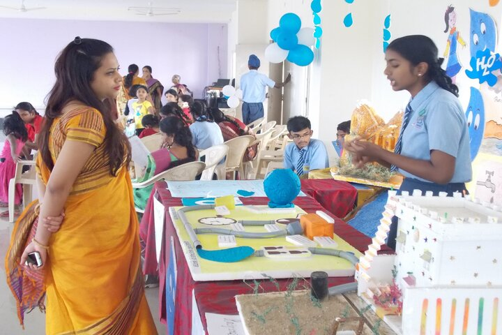 Kotwal School-School Exibition