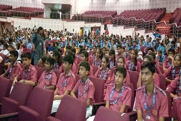 Bal Bhavan Public Schoo-Auditorium
