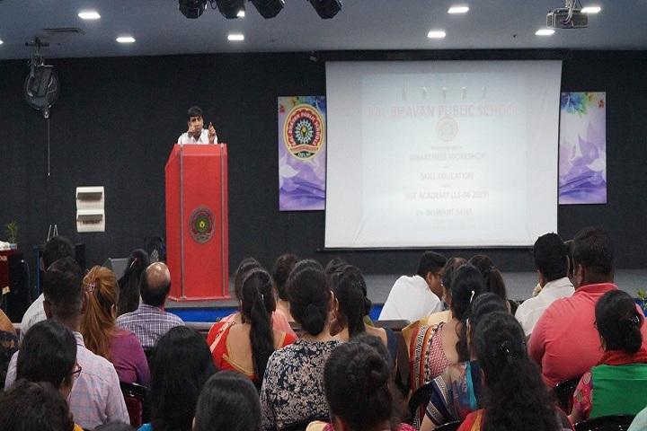 Bal Bhavan Public Schoo-Awareness Program