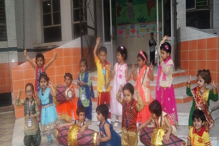 Bal Bhavan Public Schoo-Baisakhi Celebrations