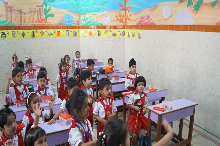 Bal Bhavan Public Schoo-Class Room