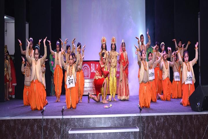 Bal Bhavan Public Schoo-Skit