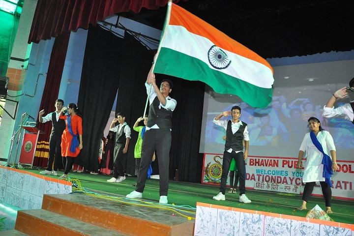 Bal Bhavan Public Schoo-Independence Day