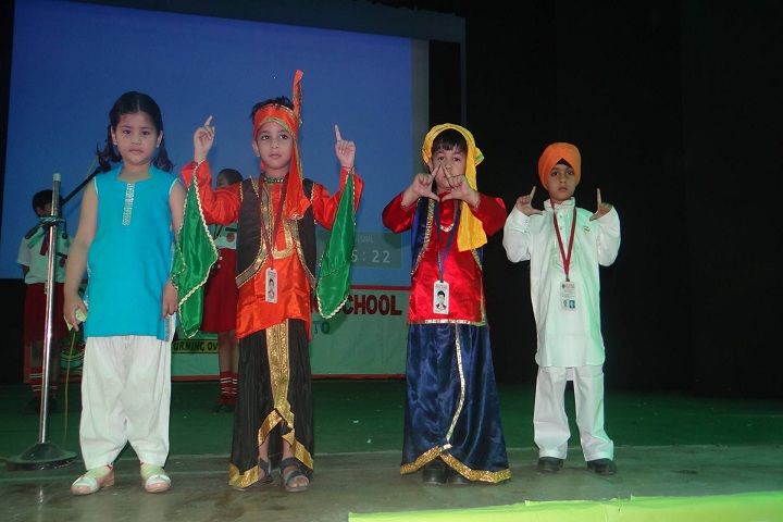 Bal Bhavan Public Schoo-Annual Day