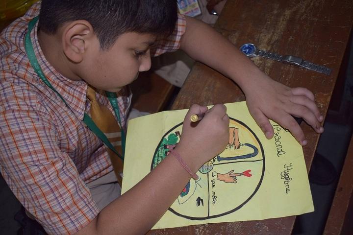 Bal Mandir Senior Secondary School-Art