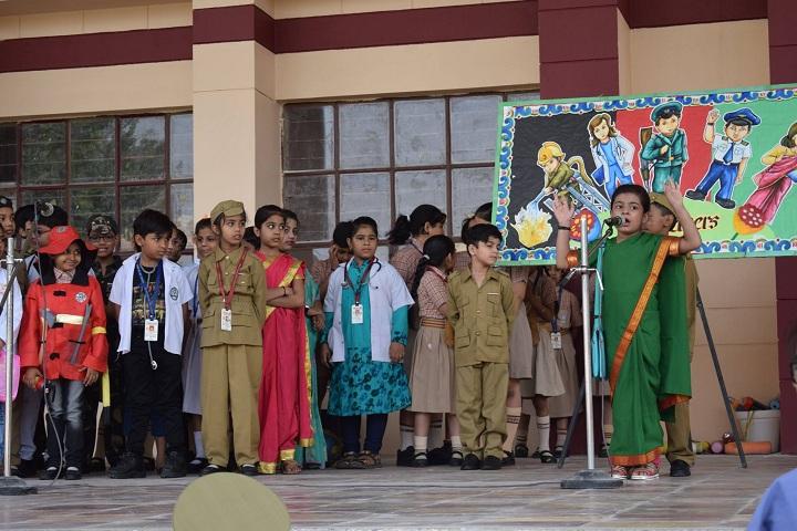 Bal Mandir Senior Secondary School-Fancy Dress Competition