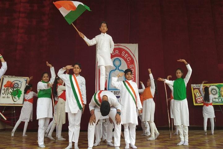 Bal Mandir Senior Secondary School-Independence Day