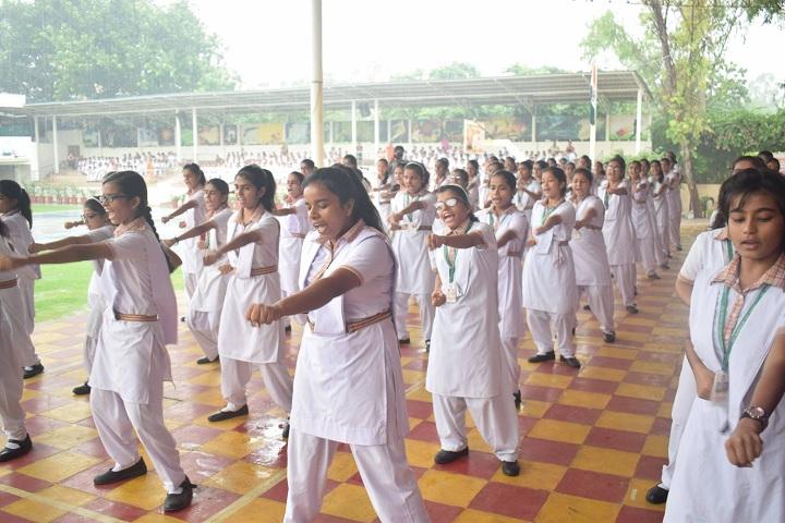 Bal Mandir Senior Secondary School-Karate Learning