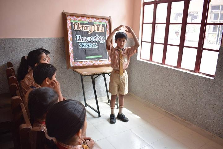 Bal Mandir Senior Secondary School-Club