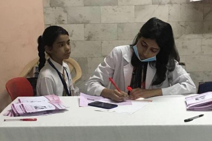 Bal Mandir Senior Secondary School-Medical Care