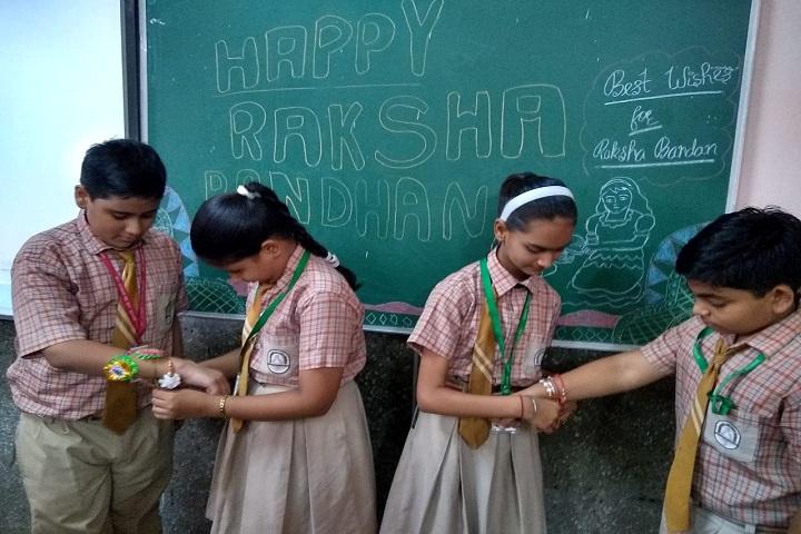 Bal Mandir Senior Secondary School-Rakhi