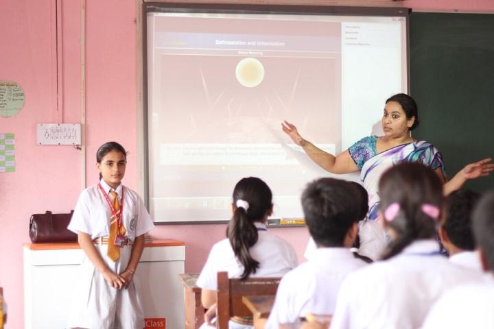 Bal Mandir Senior Secondary School-Smart Learning