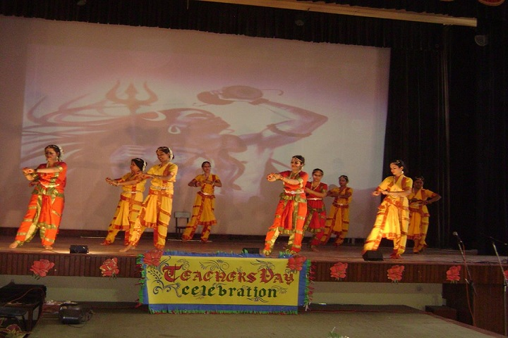 Balvantray Mehta Anguri Devi Shersingh Memorial Academy-Teachers day celebrations